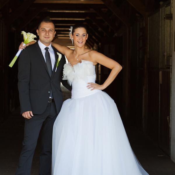 Bori & Bandi esküvője
