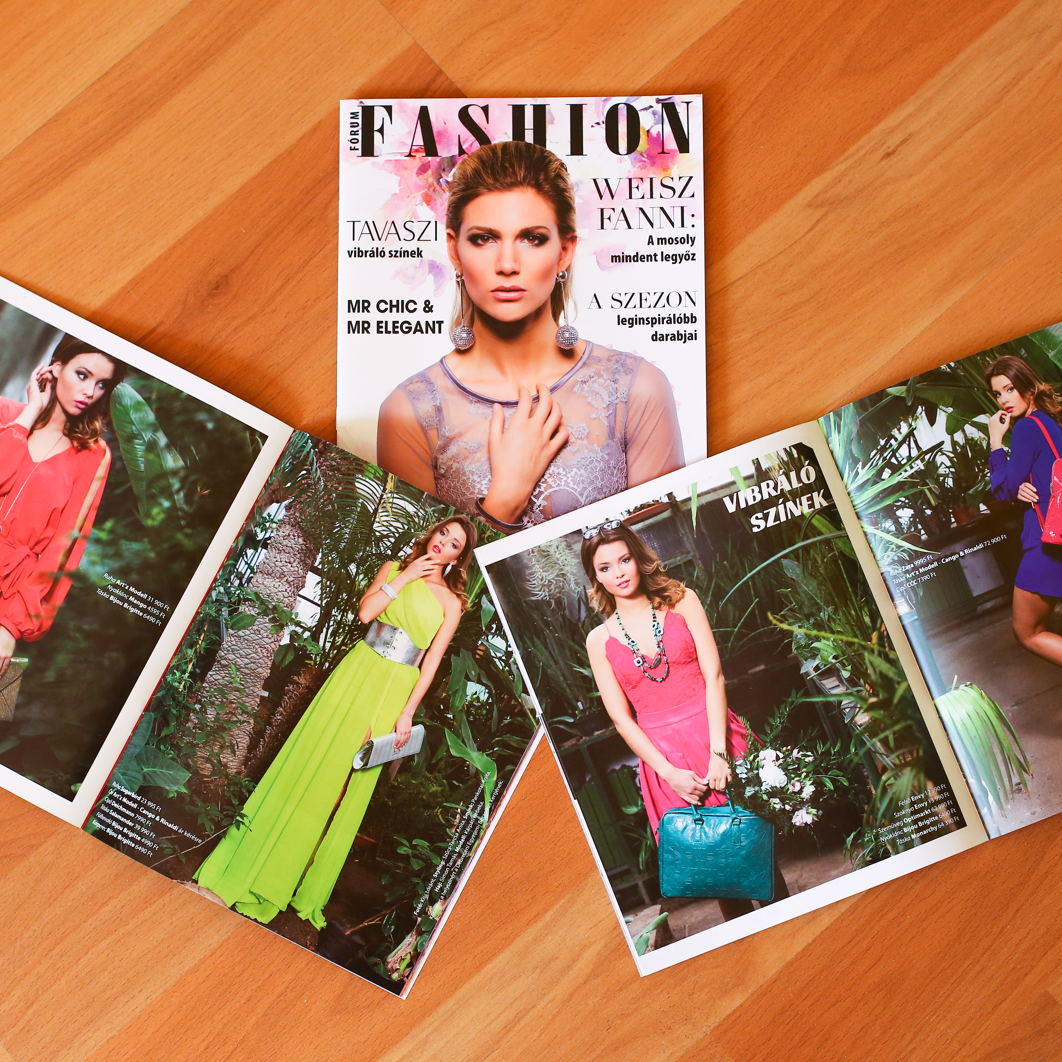 Fórum Fashion magazin