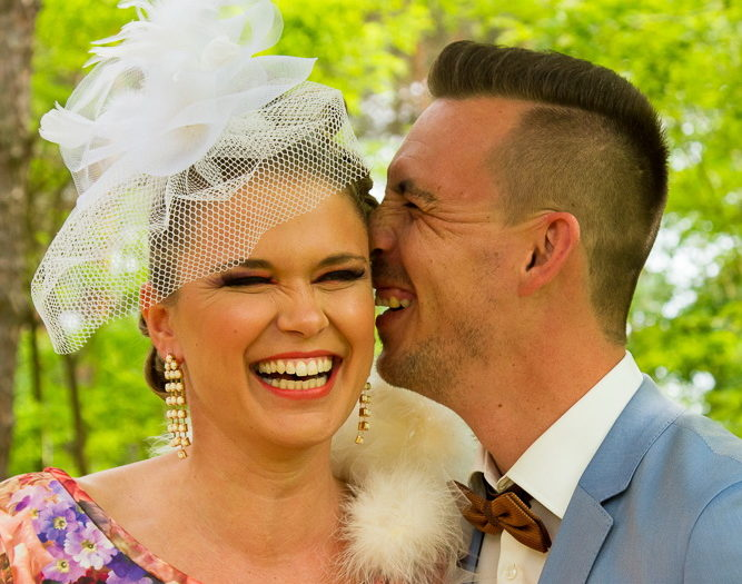 Extravagáns esküvő